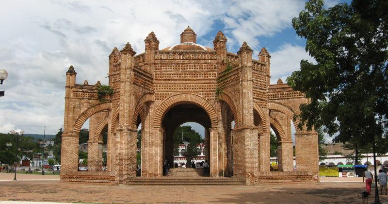 Fuente Colonial, Chiapas