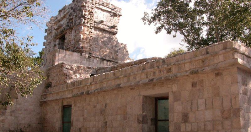 Zona Arqueológica El Tabasqueño, Campeche