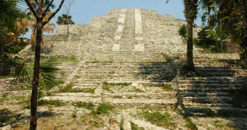 Zona Arqueológica El Tigre, Campeche