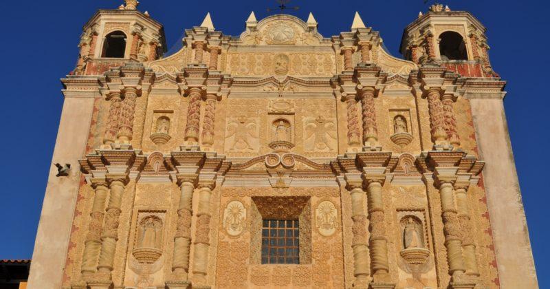 Templo y Exconvento de Santo Domingo de Guzmán en San Cristobal de las Casas