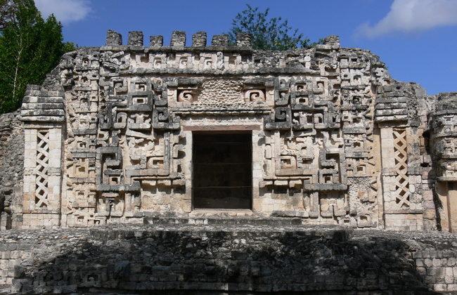 Zona Arqueológica de Hochob, Campeche