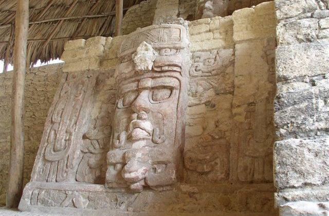 Zona Arqueológica Kohunlich, Quintana Roo