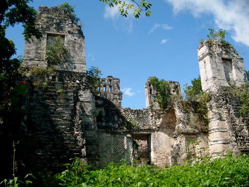 Zona Arqueológica Río Bec, Campeche