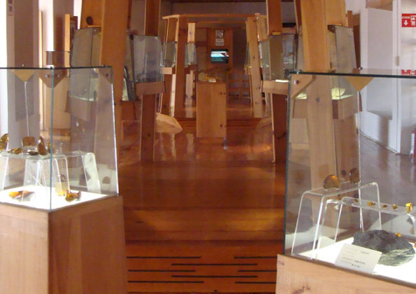 Museo del Ámbar, Chiapas