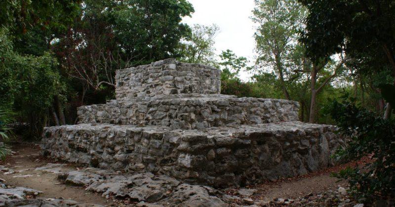 Zona Arqueológica Playa del Carmen, Quintana Roo