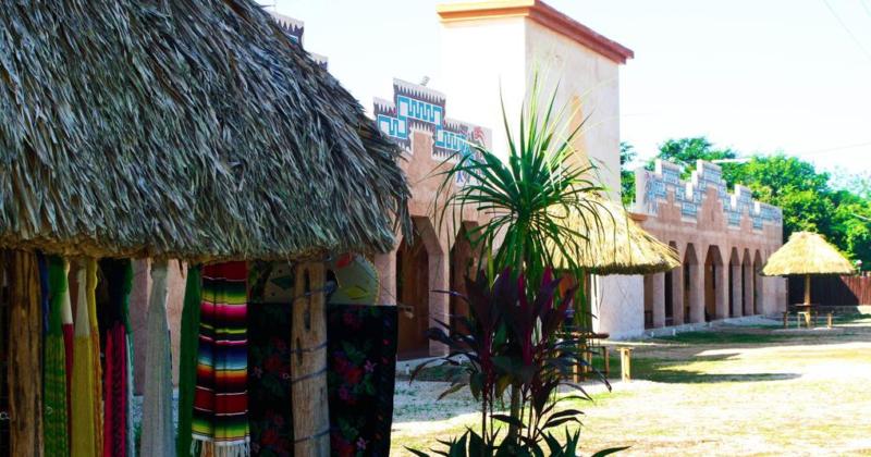 Parador Turístico «Xaman Ek», Yucatán