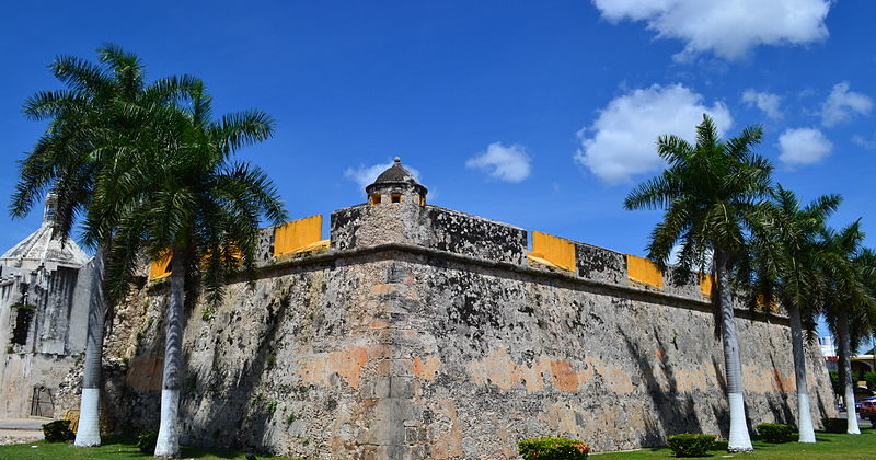 Baluarte de San Pedro, Campeche