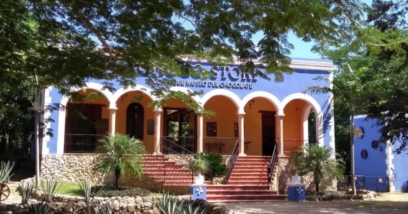 Ecoparque Museo del Choco Story «Uxmal»