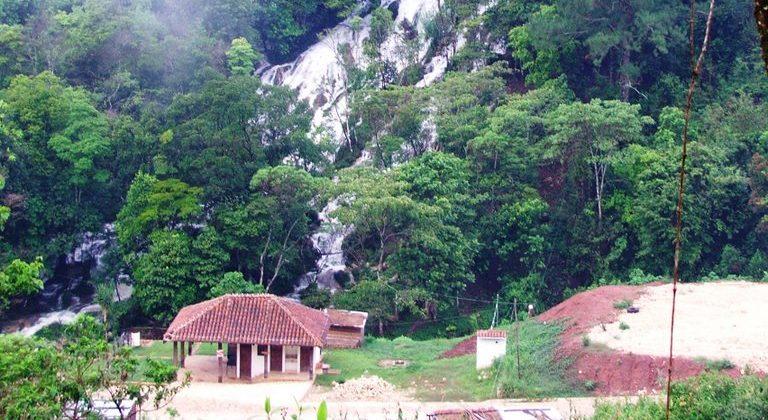 Centro Ecoturístico Indígena «Cascada El Corralito»