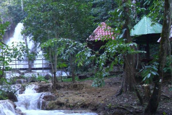 Centro Ecoturístico Indígena Chen Ulich «Cascada Las Golondrinas»