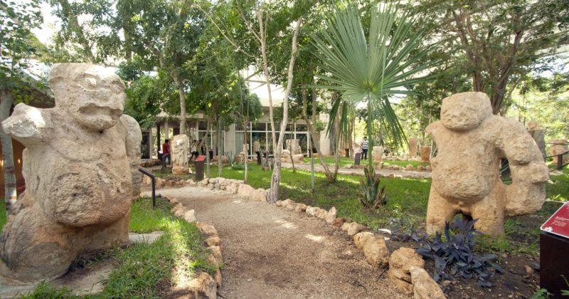 Museo del Pueblo Maya de Dzibilchaltún, Yucatán