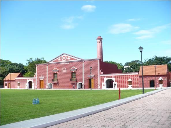 Hacienda de San Luis Carpizo