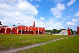 Hacienda Santa Cruz, Campeche