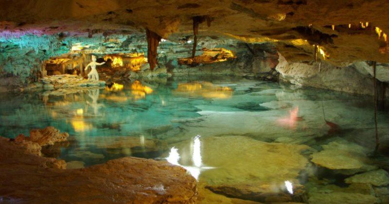 Ecopark Kantun Chi, Quintana Roo