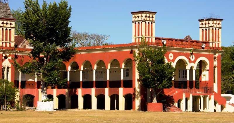 Hacienda Tankuché, Campeche