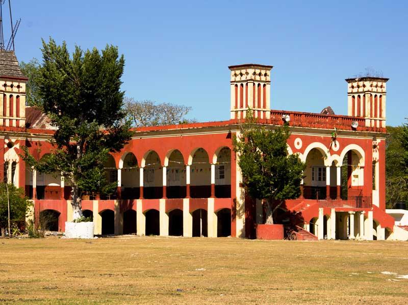 Hacienda Tankuché, Campeche, México