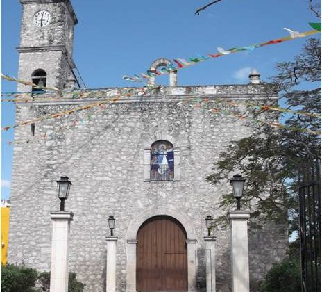 Iglesia de Nuestra Señora de las Mercedes, Campeche