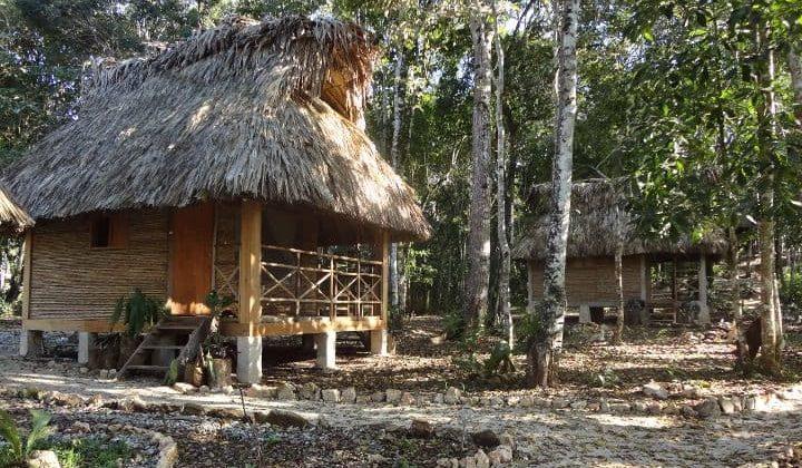 Campamento Ecoturístico «Tres Lagunas»