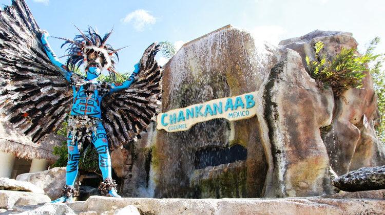 Parque Chankanaab, Quintana Roo