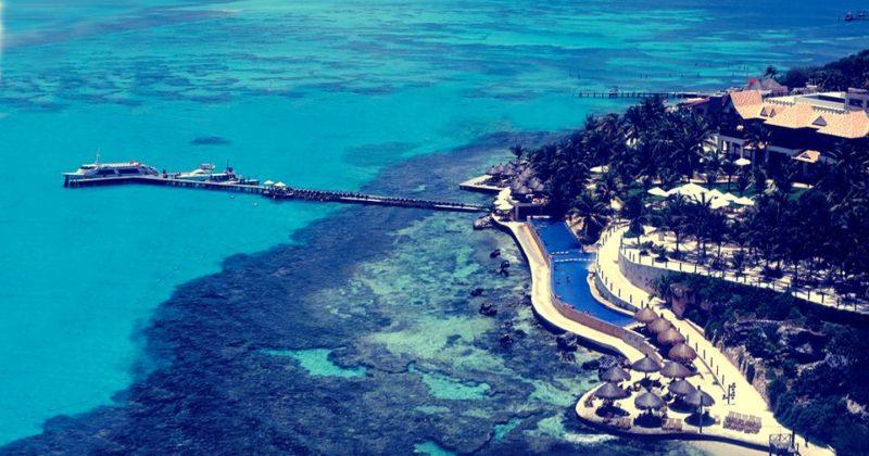 Parque Natural de Arrecifes Garrafón, Quintana Roo