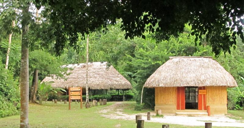 Campamento Turístico «Río Lacanjá»
