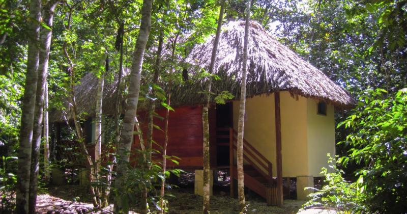 Campamento Ecoturístico «Top Che» Enrique Chan Kin Paniagua