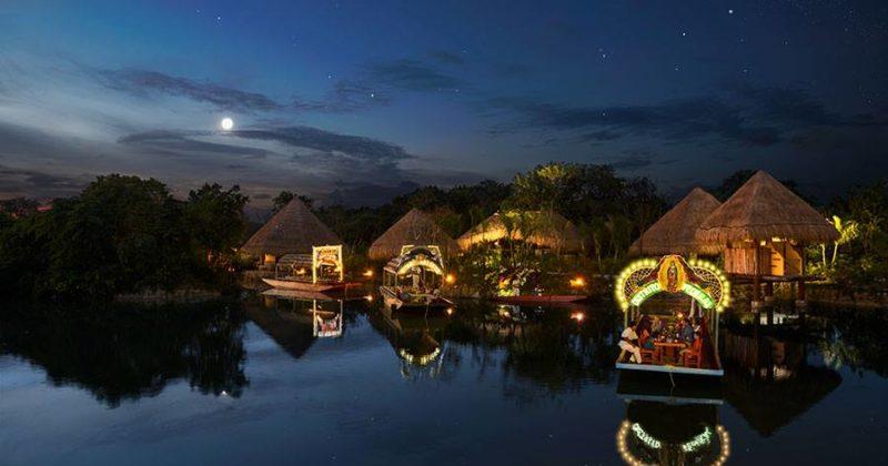 Parque Xoximilco, Quintana Roo