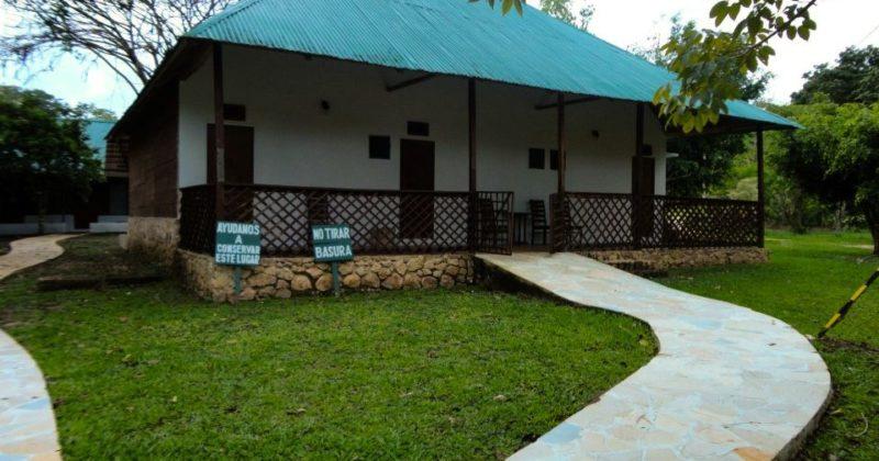 Campamento Ecoturístico «Yatoch Barum» Vicente Kin Paniagua