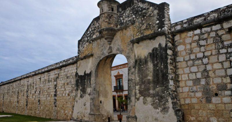 Puerta de Mar, Campeche