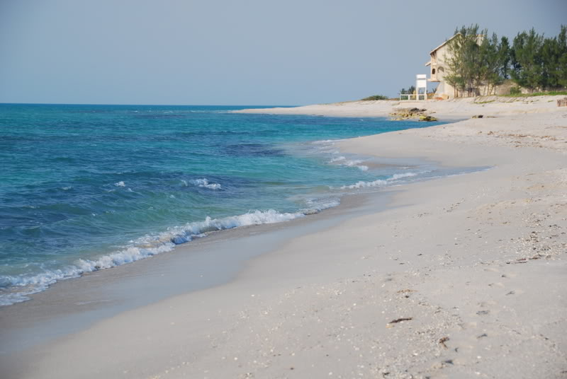 Playa Bahamitas, Campeche, México