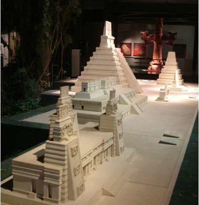 Museo de la Cultura Maya, Quintana Roo