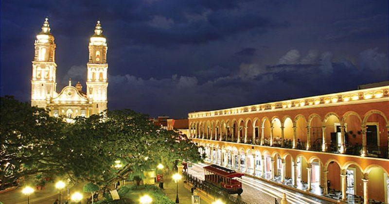 Ciudad de Campeche, tesoro colonial de la zona maya