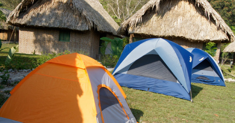 Campamento Ecoturístico «Na Há»