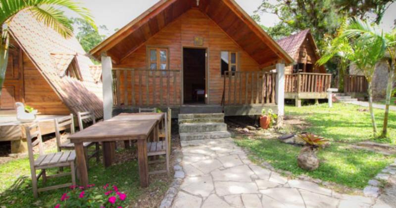 Centro Ecoturístico Indígena «Tziscao»