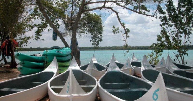 Parque Ecoturístico Uchben Kah, Quintana Roo
