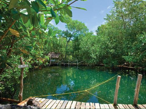 Cenote Elepeten, Yucatán