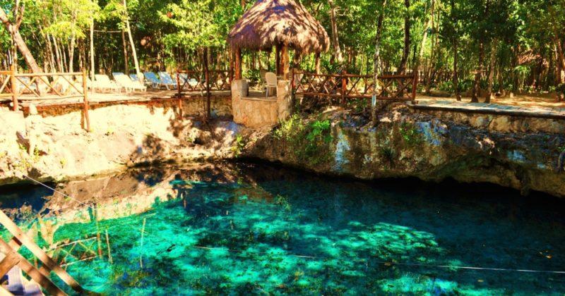 Cenote Aktún Ha, Quintana Roo