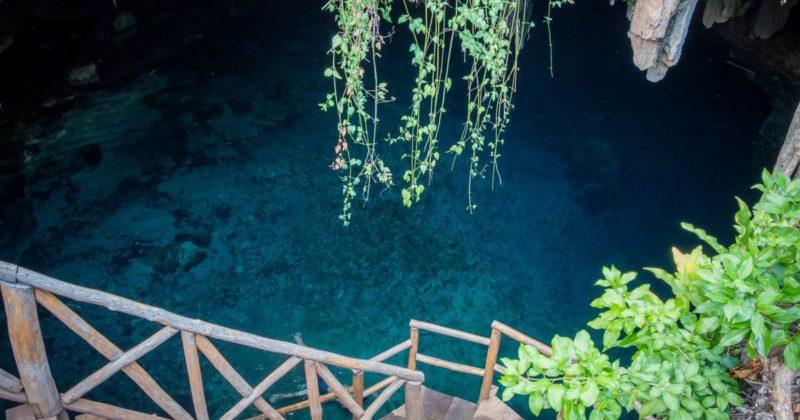Cenote Kankirixche, Yucatán
