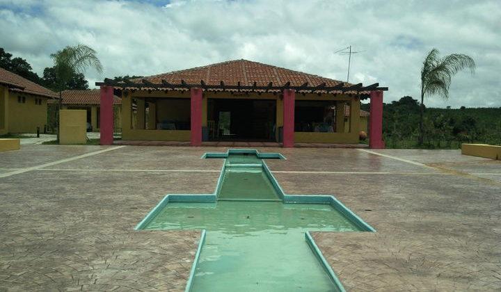 Centro Turístico «Laguna Chincultik»