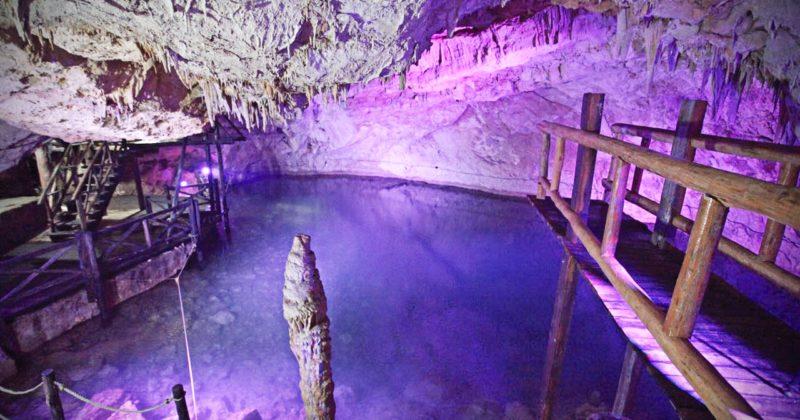 Cenote «Santa Rosa» en Homún