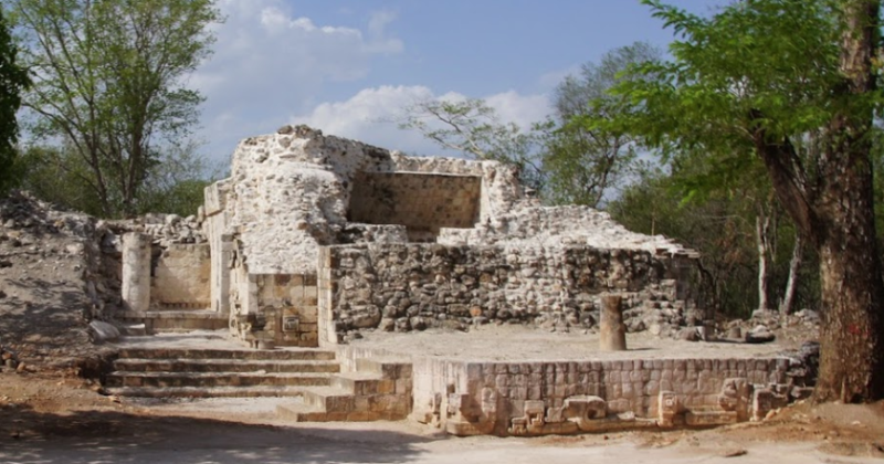 Zona Arqueológica Tohcok, Campeche
