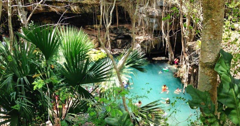 Cenote X´Batún, Yucatán