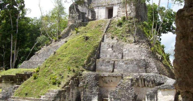 Zona Arqueológica Nakum, Guatemala