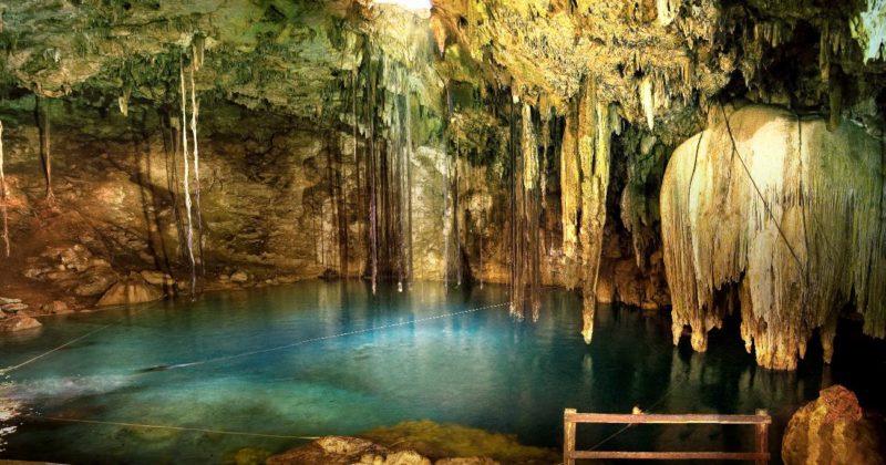 Cenote X´Kekén, Yucatán