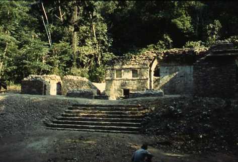 Zona Arqueológica Piedras Negras, Guatemala