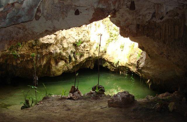 Cenote Kalimba, Quintana Roo