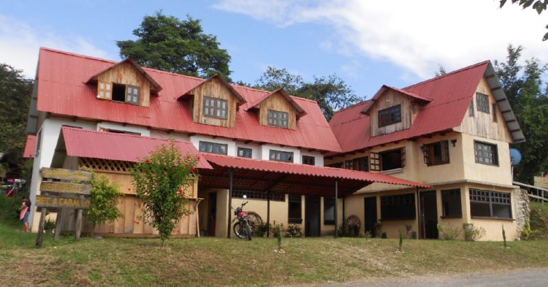 Centro Ecoturístico «Toniná Kayab»