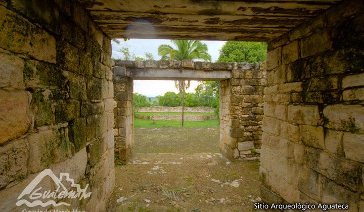 Zona Arqueológica Aguateca, Guatemala