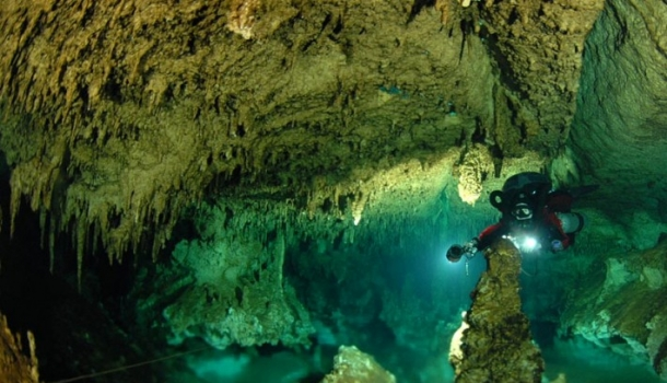 Cenote Vaca Ha, Quintana Roo