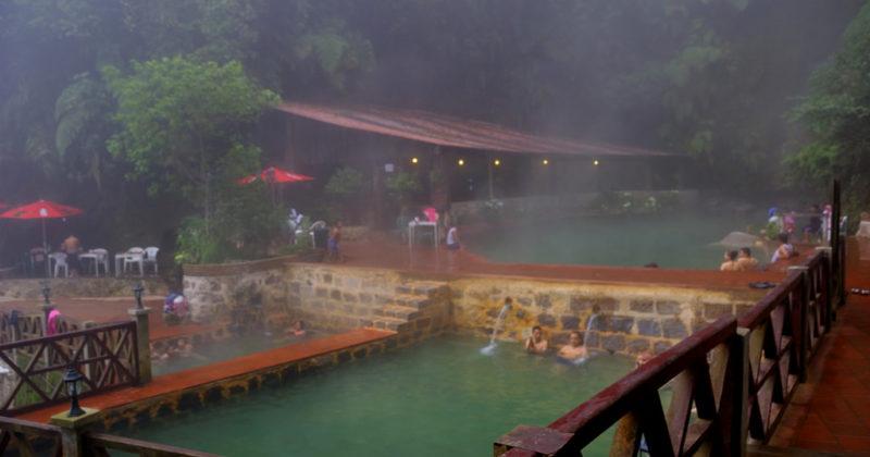 Fuentes Georginas, Guatemala